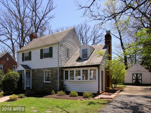 4607 Beechwood Road, College Park, MD 20740 (#PG10216260) :: Wilson Realty Group