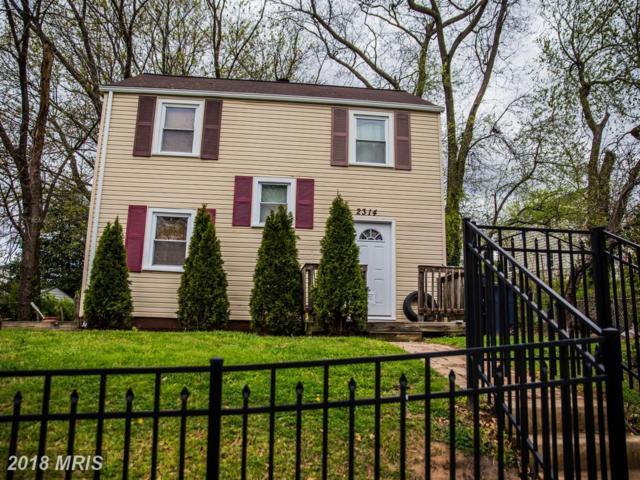2314 Fire House Road, Landover, MD 20785 (#PG10216420) :: Dart Homes