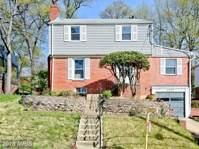 5822 Carlyle Street, Cheverly, MD 20785 (#PG10219456) :: Advance Realty Bel Air, Inc