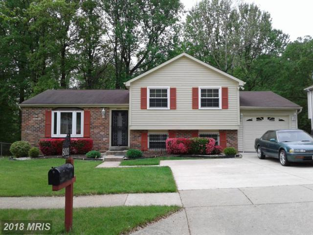 8003 Nalley Road, Landover, MD 20785 (#PG10232124) :: The Gus Anthony Team