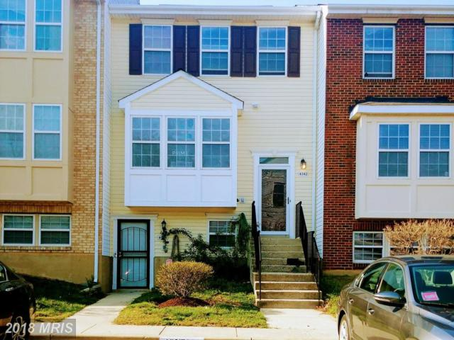 4342 Applegate Lane #6, Suitland, MD 20746 (#PG10236482) :: Keller Williams Pat Hiban Real Estate Group
