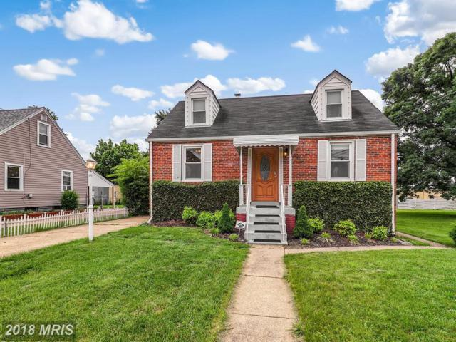 3309 Navy Day Drive, Suitland, MD 20746 (#PG10250249) :: ExecuHome Realty