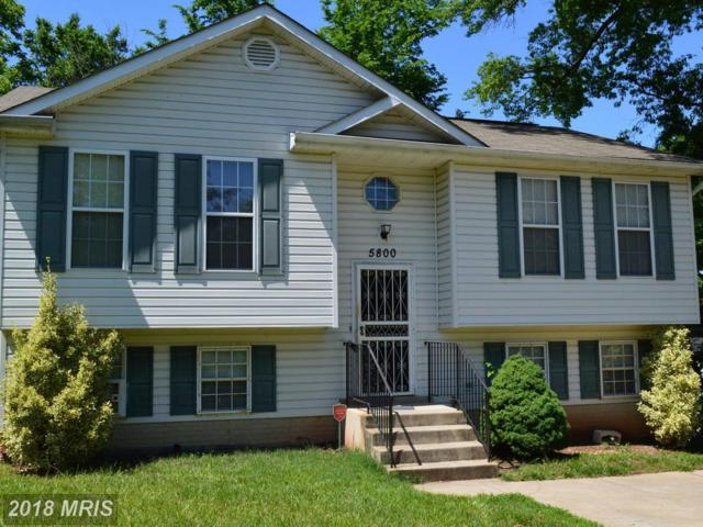 5800 Jefferson Heights Drive, Fairmount Heights, MD 20743 (#PG10250489) :: ExecuHome Realty