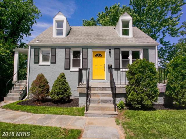701 Capitol Heights Boulevard, Capitol Heights, MD 20743 (#PG10256405) :: AJ Team Realty