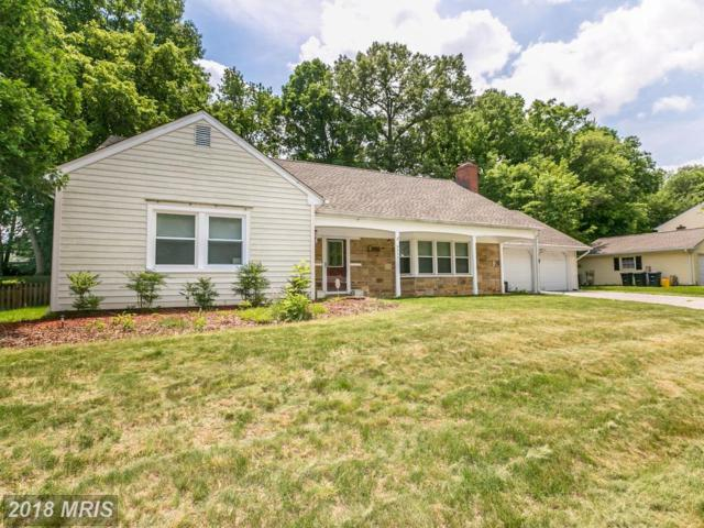 9003 Montpelier Drive, Laurel, MD 20708 (#PG10266032) :: The Gus Anthony Team