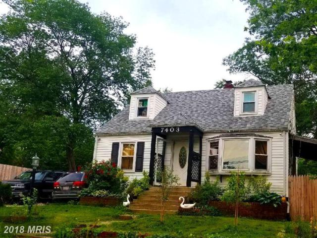 7403 Tilden Street, Hyattsville, MD 20784 (#PG10266909) :: The Gus Anthony Team