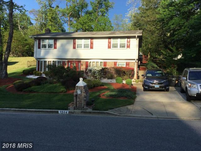 7504 Bellefield Avenue, Fort Washington, MD 20744 (#PG10273170) :: Wilson Realty Group