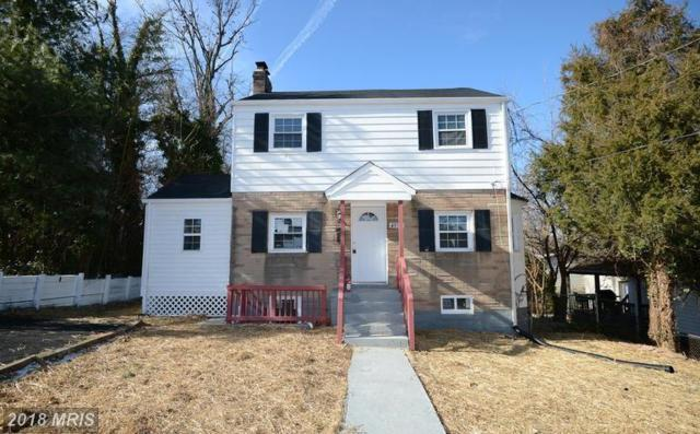 4918 55TH Place, Hyattsville, MD 20781 (#PG10273964) :: The Bob & Ronna Group
