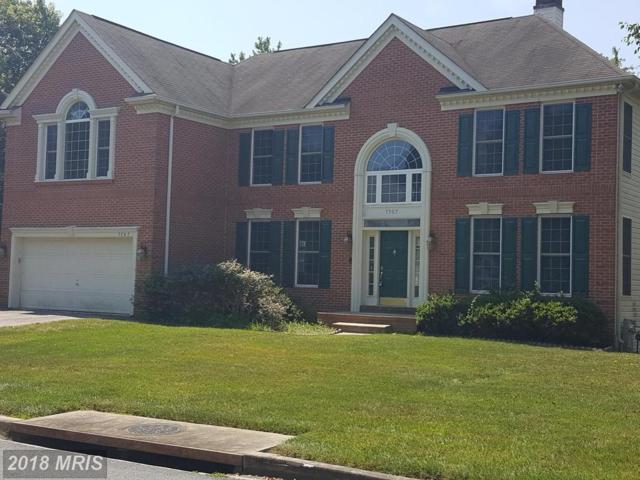 7707 Stratfield Lane, Laurel, MD 20707 (#PG10285940) :: The Sebeck Team of RE/MAX Preferred