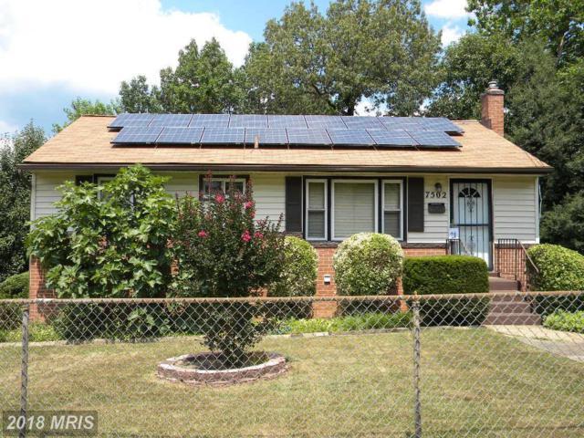 7502 Garrison Road, Hyattsville, MD 20784 (#PG10302050) :: The Hagarty Real Estate Team