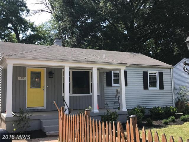 4430 39TH Street, Brentwood, MD 20722 (#PG10302962) :: The Speicher Group of Long & Foster Real Estate