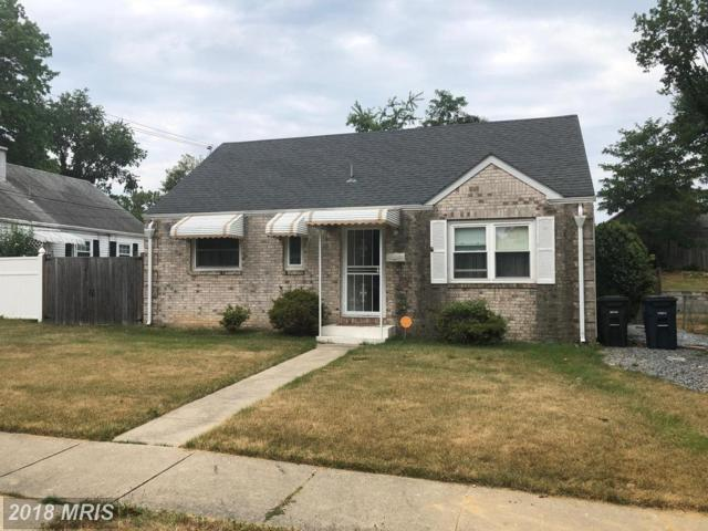 2713 Lakehurst Avenue, District Heights, MD 20747 (#PG10302980) :: The Speicher Group of Long & Foster Real Estate