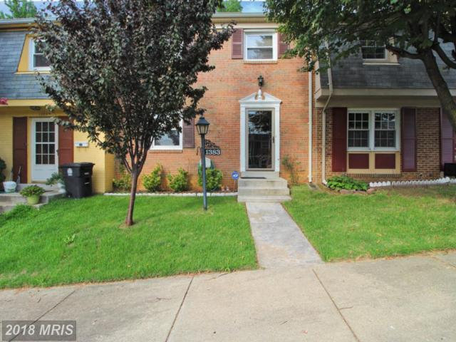 1383 Potomac Heights Drive #60, Fort Washington, MD 20744 (#PG10317215) :: Pearson Smith Realty