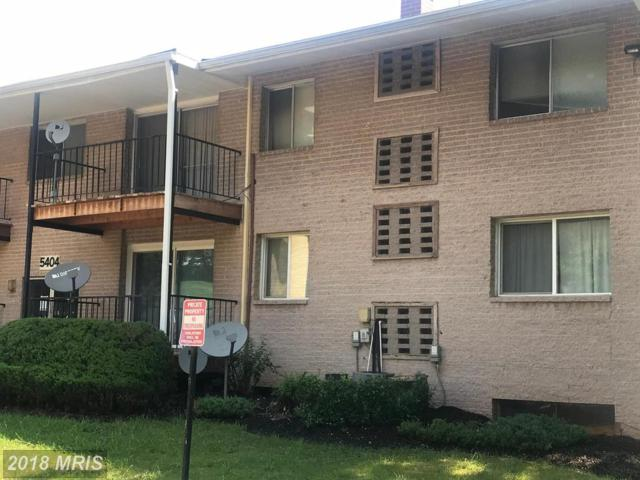 5404 85TH Avenue #104, New Carrollton, MD 20784 (#PG10321262) :: Wilson Realty Group