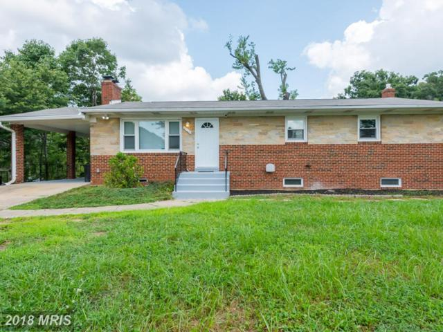 6106 Walton Avenue, Suitland, MD 20746 (#PG10321296) :: Wilson Realty Group
