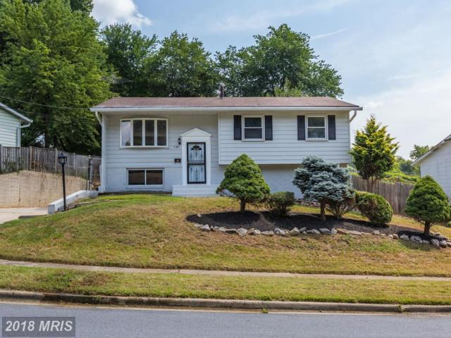 6803 Hastings Drive, Capitol Heights, MD 20743 (#PG10323608) :: Colgan Real Estate