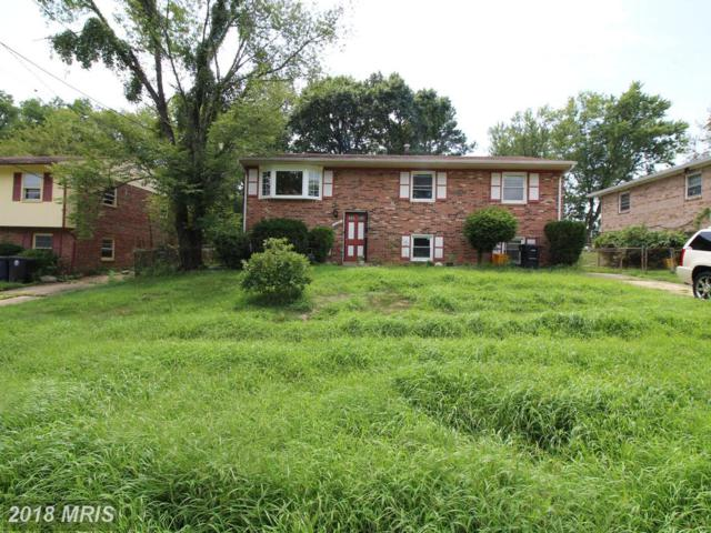 7405 Walker Mill Road, Capitol Heights, MD 20743 (#PG10324595) :: Bob Lucido Team of Keller Williams Integrity