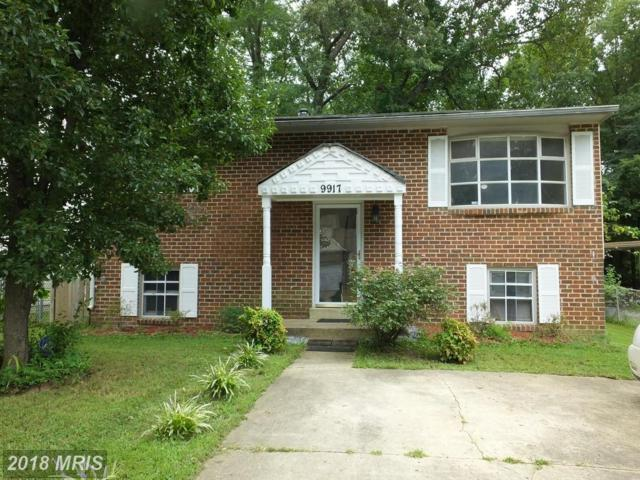 9917 Grant Street, Lanham, MD 20706 (#PG10326296) :: The Maryland Group of Long & Foster