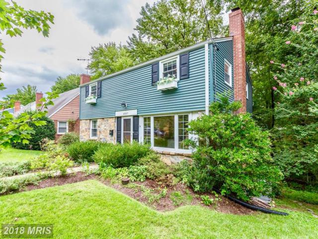 6007 Hawthorne Street, Cheverly, MD 20785 (#PG10337092) :: The Bob & Ronna Group