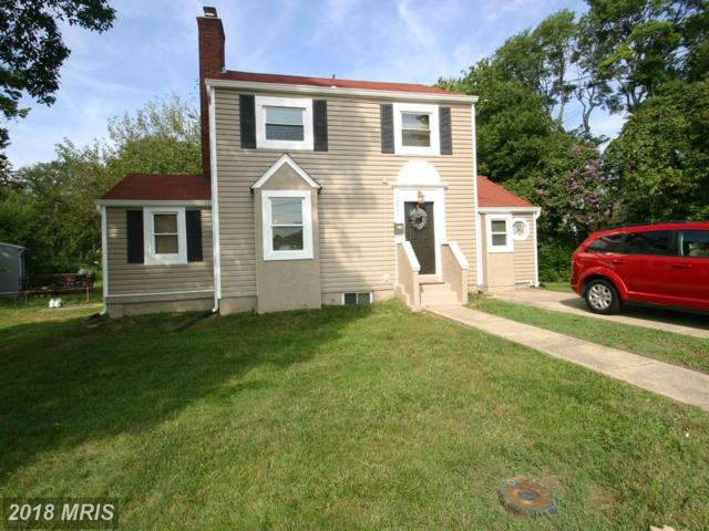 2205 County Road, District Heights, MD 20747 (#PG10340968) :: RE/MAX Executives