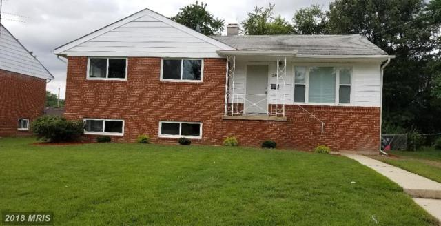 2407 Senator Avenue, District Heights, MD 20747 (#PG10348470) :: RE/MAX Executives