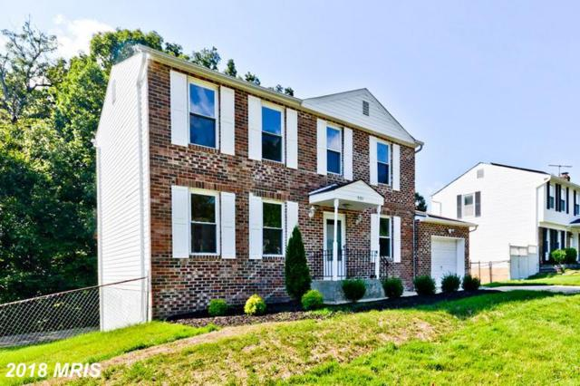 9301 Messina Drive, Fort Washington, MD 20744 (#PG10349514) :: The Gus Anthony Team