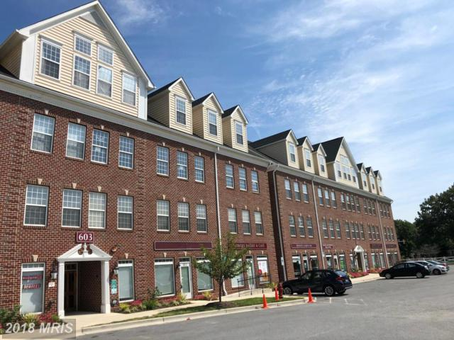 603 7TH Street #103, Laurel, MD 20707 (#PG9012622) :: RE/MAX Executives