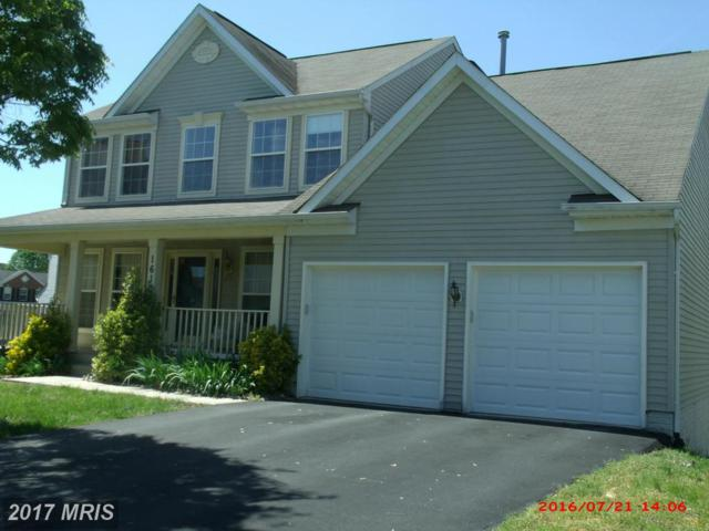 16101 Eastlawn Court, Bowie, MD 20716 (#PG9642305) :: LoCoMusings
