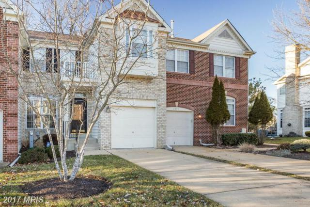 2033 Woodshade Court, Bowie, MD 20721 (#PG9851942) :: LoCoMusings