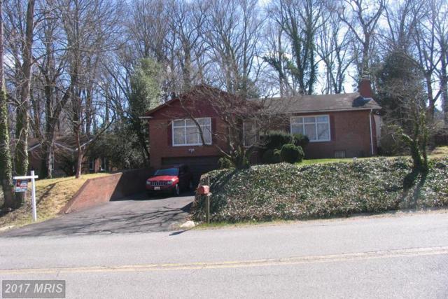 5007 Sharon Road, Temple Hills, MD 20748 (#PG9881039) :: LoCoMusings