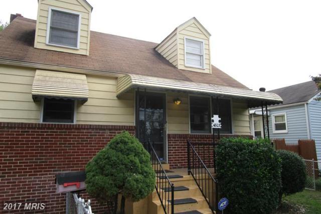 4803 Edmonston Road, Hyattsville, MD 20781 (#PG9881964) :: LoCoMusings