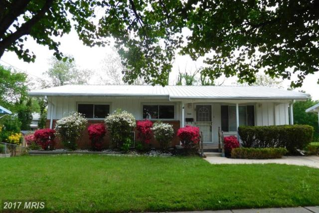 7504 Abbington Drive, Oxon Hill, MD 20745 (#PG9935740) :: LoCoMusings
