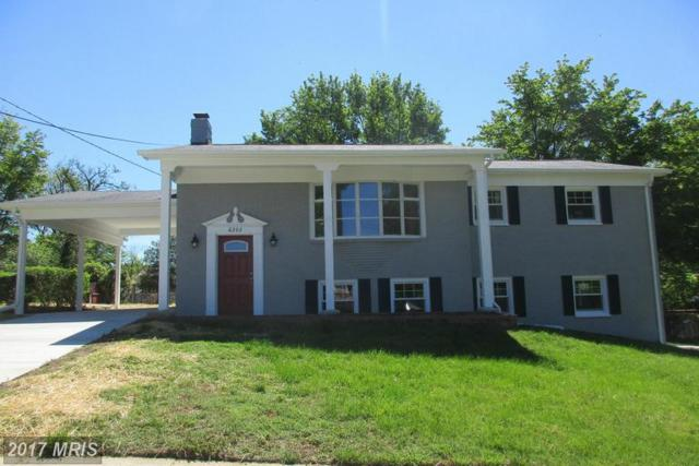 6202 Delbarton Street, Temple Hills, MD 20748 (#PG9943526) :: LoCoMusings
