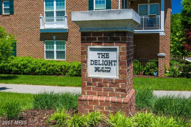 12800 Libertys Delight Drive #201, Bowie, MD 20720 (#PG9949279) :: LoCoMusings