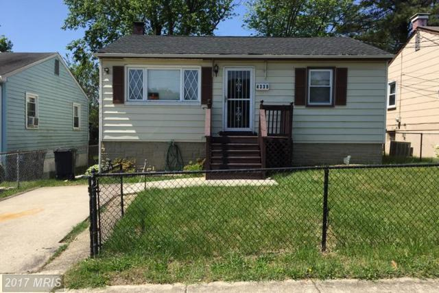 4335 Shell Street, Capitol Heights, MD 20743 (#PG9952861) :: LoCoMusings