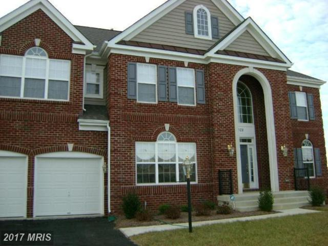 9801 Oxbridge Way, Bowie, MD 20721 (#PG9966227) :: Pearson Smith Realty