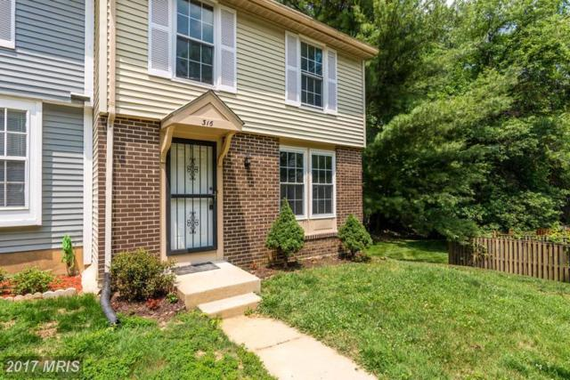 316 Shady Glen Drive, Capitol Heights, MD 20743 (#PG9980576) :: LoCoMusings