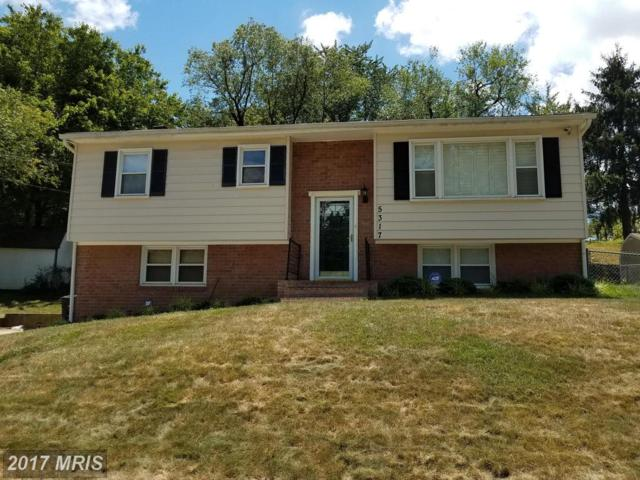 5317 Trent Street, Clinton, MD 20735 (#PG9997307) :: Pearson Smith Realty