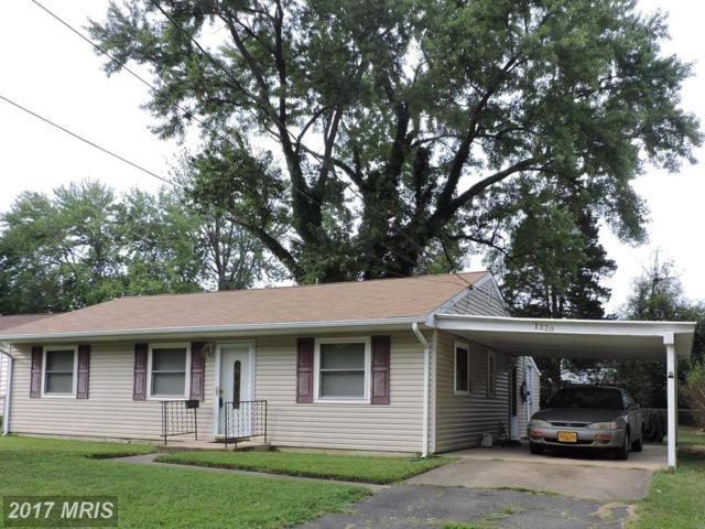 1320 Saxon Street, Woodbridge, VA 22191 (#PW10012442) :: LoCoMusings