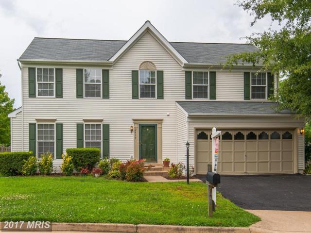 2937 Hickory Creek Court, Dumfries, VA 22026 (#PW10018845) :: Pearson Smith Realty