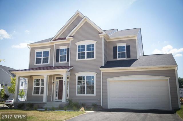 12248 Sedge Street, Bristow, VA 20136 (#PW10035508) :: Jacobs & Co. Real Estate