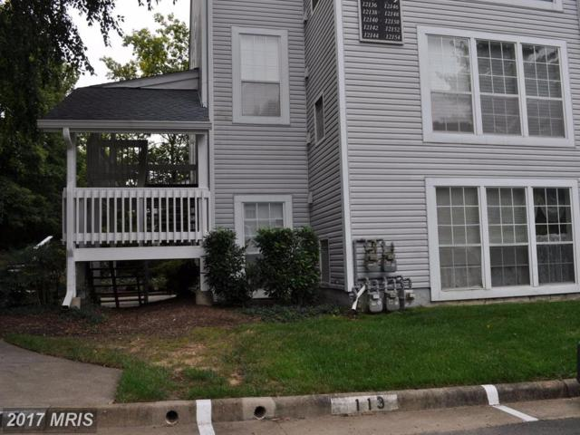 12136 Cardamom Drive #12136, Woodbridge, VA 22192 (#PW10057109) :: Pearson Smith Realty