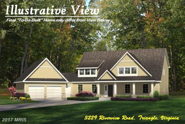 3229 Riverview Drive, Triangle, VA 22172 (#PW10079105) :: LoCoMusings