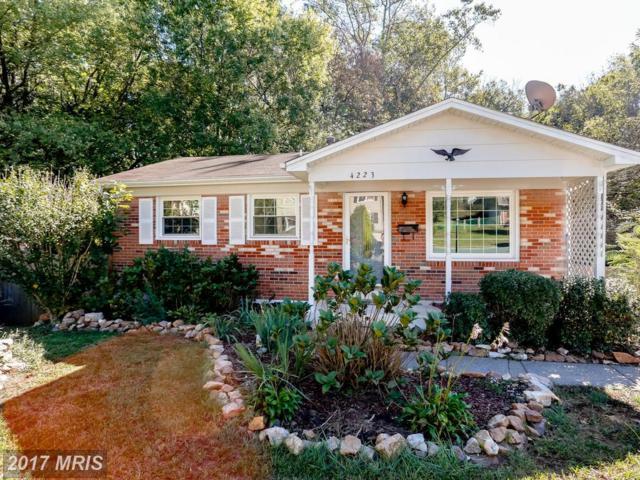 4223 Glendale Road, Woodbridge, VA 22193 (#PW10085010) :: LoCoMusings