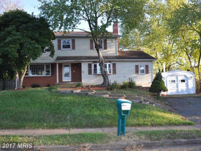 8305 Rolling Road, Manassas, VA 20110 (#PW10087106) :: Colgan Real Estate