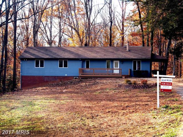 11108 Lake Jackson Drive, Manassas, VA 20111 (#PW10091447) :: Green Tree Realty
