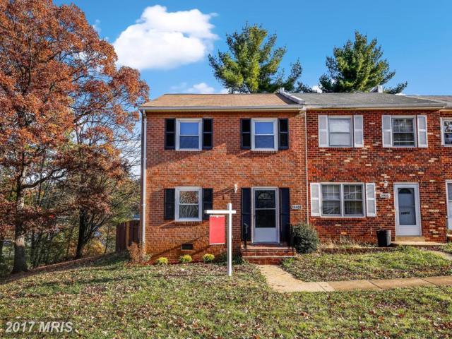 14408 Filarete Street, Woodbridge, VA 22193 (#PW10106445) :: The Putnam Group