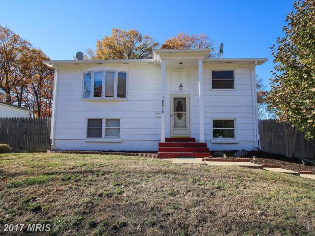 14214 Bremerton Drive, Woodbridge, VA 22193 (#PW10107843) :: Blackwell Real Estate