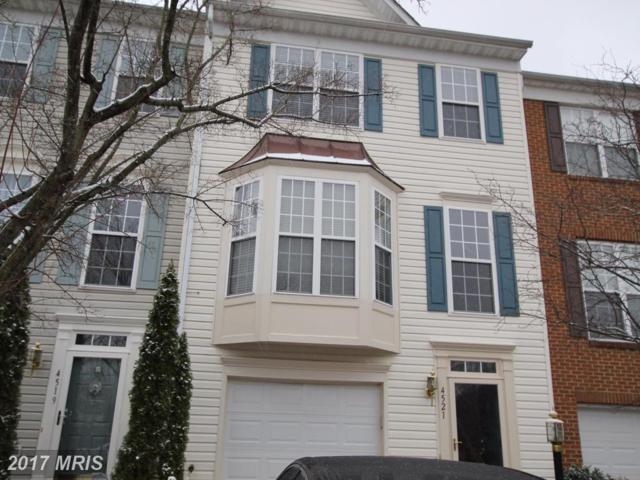 4521 Torrence Place, Woodbridge, VA 22193 (#PW10118117) :: The Gus Anthony Team