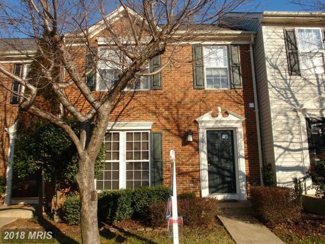 7239 Traphill Way, Gainesville, VA 20155 (#PW10149913) :: The Bob & Ronna Group